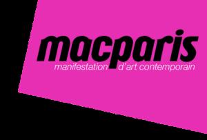 Logo de l'événement d'art contemporain MacParis / Mac2000